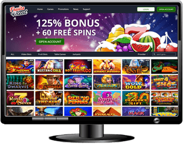 Fruits4Real Casino Website