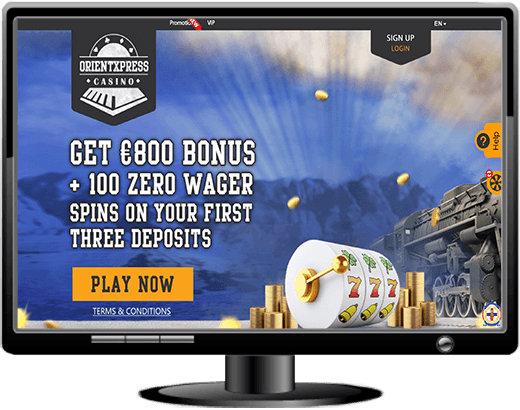 OrientExpress Casino Website