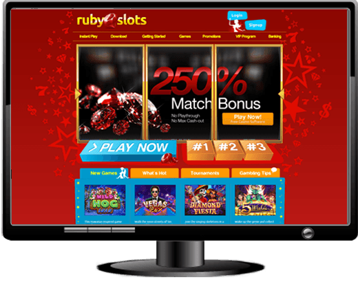 Ruby Slots Sign Up
