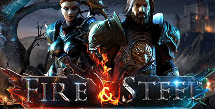 Slot of the Week Fire and Steel Promotion At Omni Slots Casino