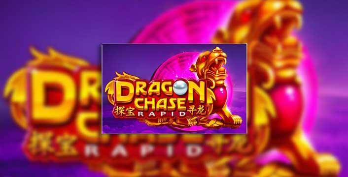 JokaRoom New Pokies Dragon Chase Rapid