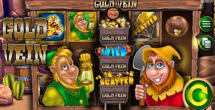 JokaRoom New Pokies Gold Vein