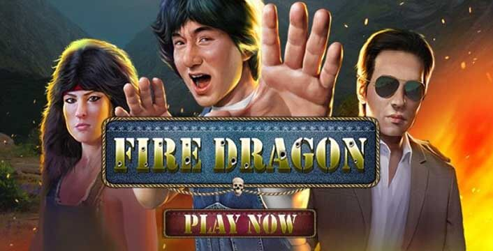 True Blue Fire Dragon Slot