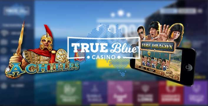 Become the Ultimate Player at True Blue Casino and Get Huge Rewards