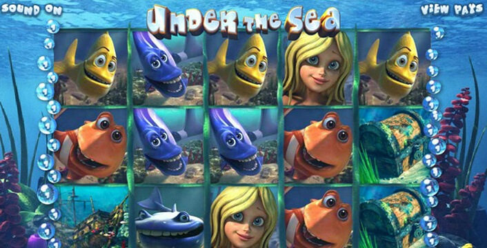 Under The Sea slot Game