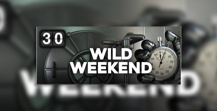Have a Wild Weekend at Omni Slots Casino Now