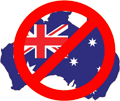 Players from Australia NOT Accepted