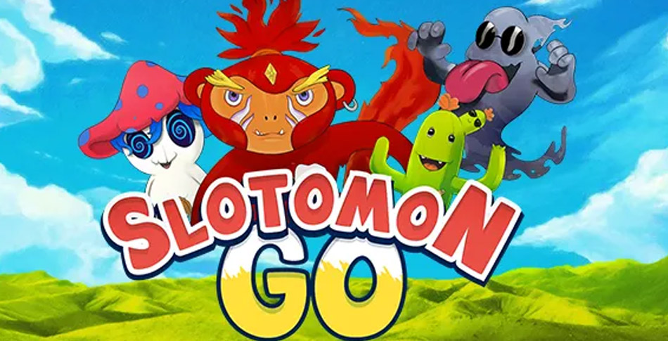 Anime Themed Free Slots - Slotomon Go - BGaming
