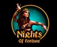 Nights of Fortune slot by Spinomenal
