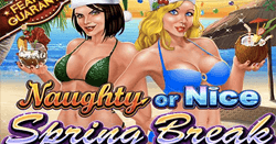 Naughty or Nice Spring Break Slot Game
