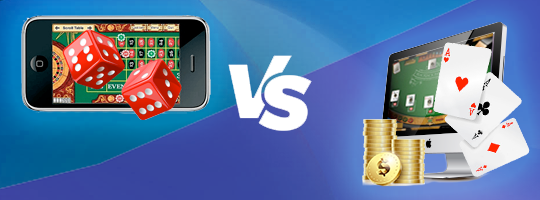 Mobile vs Desktop Casino Games